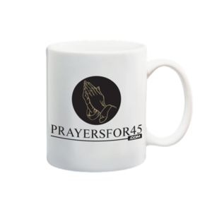 Prayers for 45 Coffee Mug